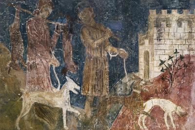 Hunting Scenes, 1292