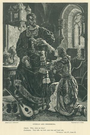 Illustration for Othello