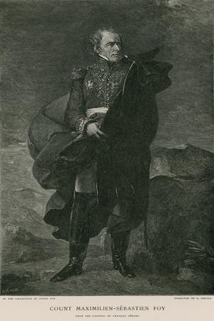 Count Maximilien-Sebastien Foy