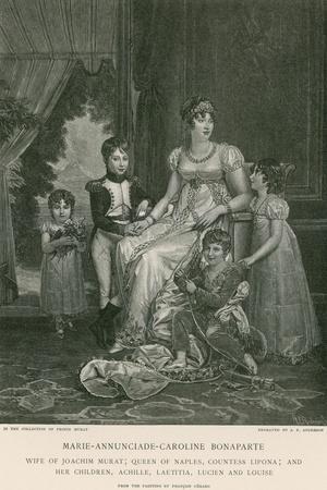 Marie-Annunciade-Caroline Bonaparte