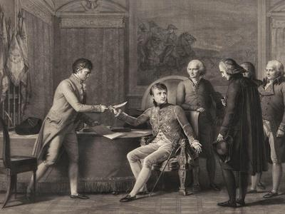 The Signing of the Concordat Between France and the Holy See on 15th July 1801