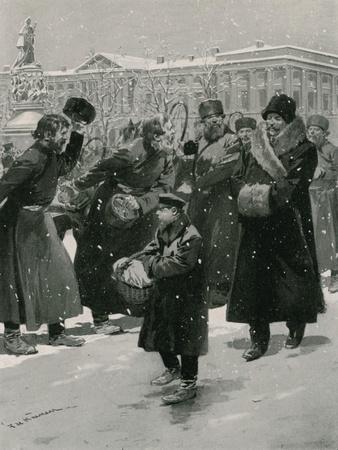 Coachmen of Nevsky Prospect
