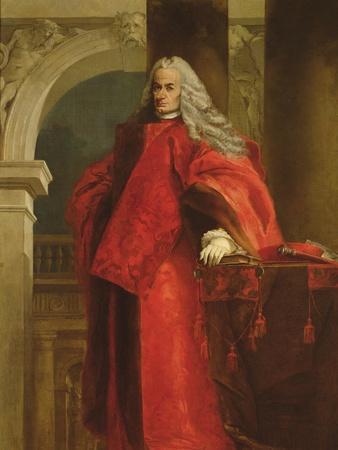 Portrait of the Procurator Dolfin