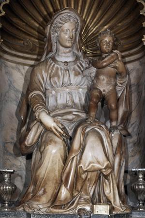 Madonna Del Parto, 1521