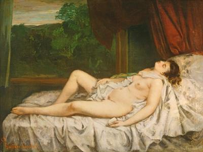 Reclining Nude, 1858