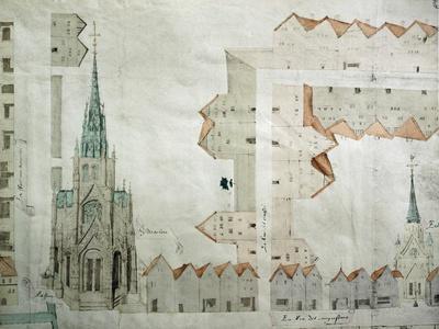 Church of Saint-Maclou in Rouen, 1525