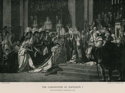 The Coronation of Napoleon I