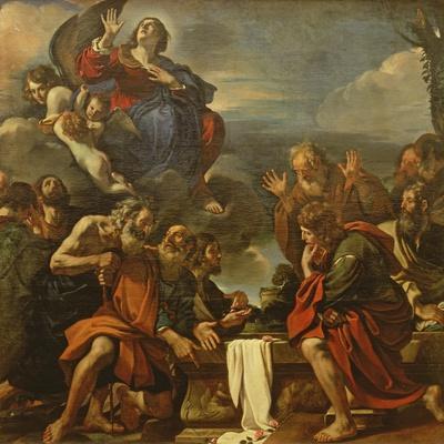 The Assumption of the Virgin, 1623