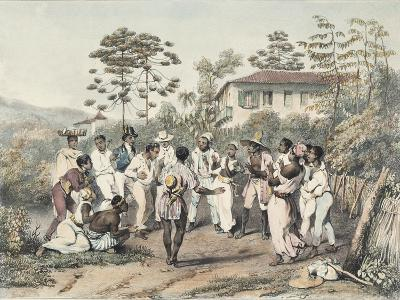 Group of Black Dancers