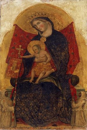 Madonna and Child, from Polyptych Madonna and Child with Saints, 1349
