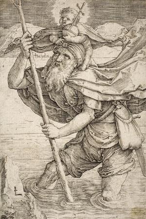 St. Christopher, C.1521