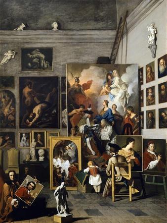 Painter's Studio