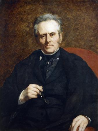 Portrait of William Sisley, 1864, 1841-1919