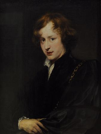 Self Portrait, 1621