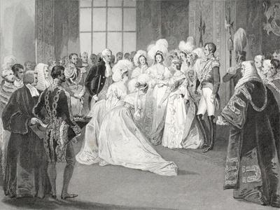 Drawing Room of Queen Victoria