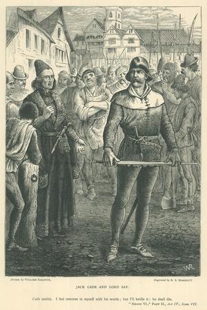 Illustration for King Henry, Part II