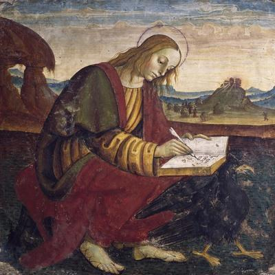St. John, Fresco