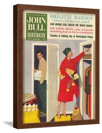 Front Cover of 'John Bull', November 1959