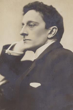 Sir Johnston Forbes-Robertson, English Stage Actor and Theatre Manager