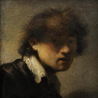 Self-Portrait, 1628-1629