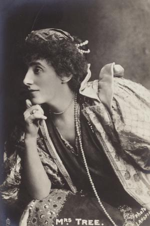 Helen Maud Holt, English Stage Actress