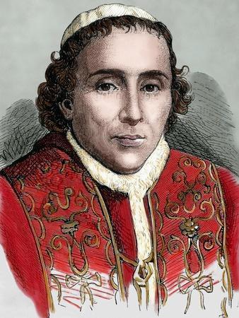 PIUS VII (1740-1829). Italian Pope.