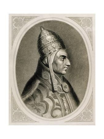 Pius II (1405-1464). Italian Pope.