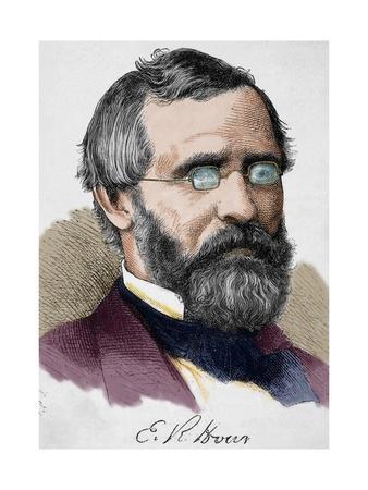 Ebenezer Rockwood Hoar (1816-1895)