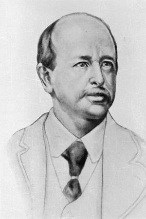 Portrait of Horatio Alger