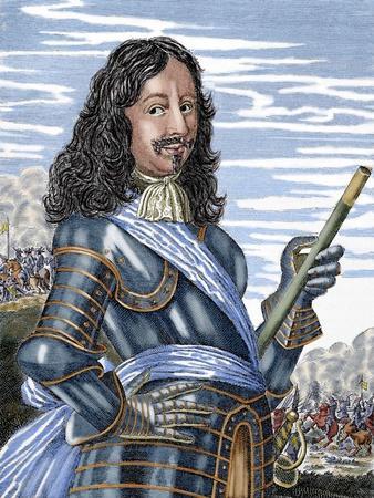 Karl Gustav Wrangel (1613-1676)
