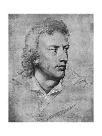 Friedrich Schiller in Light Illustration