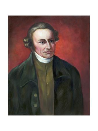 Illustration of Patrick Henry, Revolutionary Leader