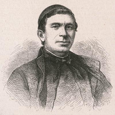 Astrophysicist Angelo Secchi