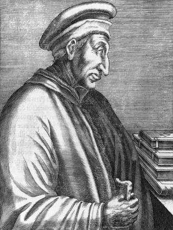 Engraving of Cosimo De Medici
