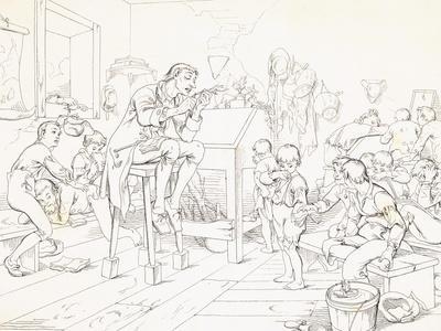 Illustration from Sleepy Hollow