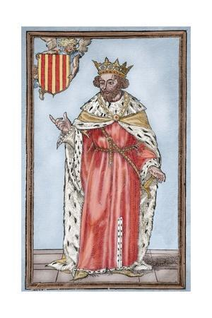 James I the Conqueror (1208-1276).