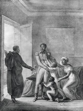 Leclerc Arresting Toussaint L'ouverture