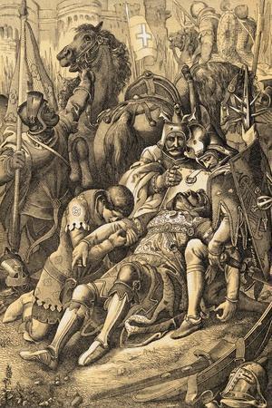 Death of William the Conqueror