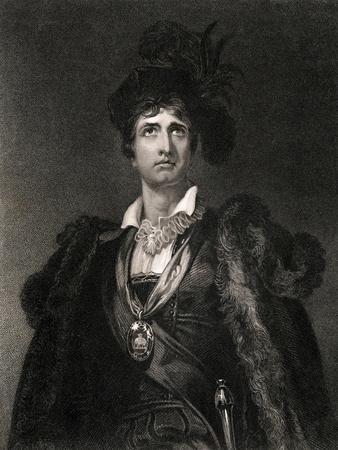 Actor John Philip Kemble