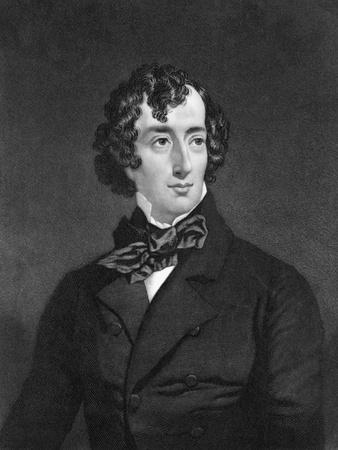 Prime Minister Benjamin Disraeli