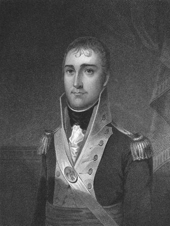 Portrait of William Charles Cole Claiborne