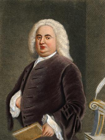 Novelist Samuel Richardson