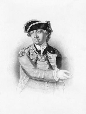 Portrait of Charles Lee