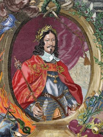 Ferdinand III (1608-1657).