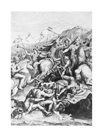 Vicious War Scene of Alexander the Great