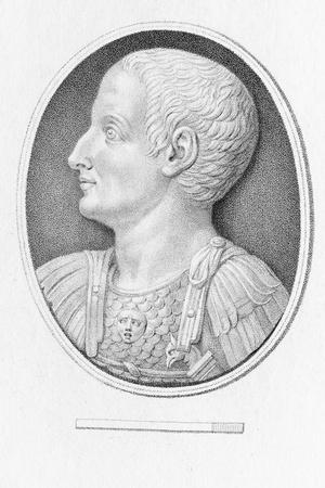 Illustration of Roman General Lucius Cornelius Sulla