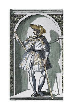 Philip III the Good (1396-1467).