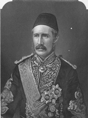 Portrait of Charles George Gordon