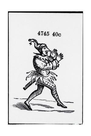 Illustration of A Jester