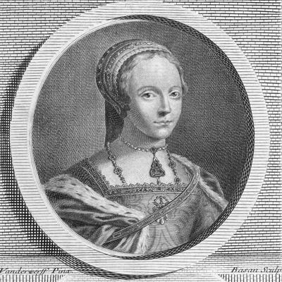 English Activist Lady Jane Grey